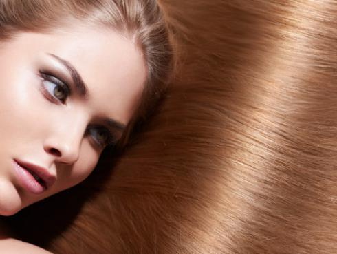 ¡Tip para darle brillo al cabello!