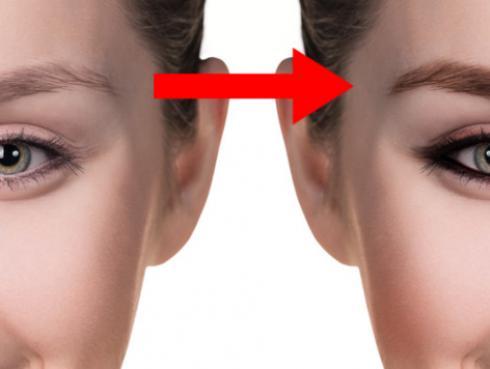 Truco para aumentar el volumen de tus cejas naturalmente