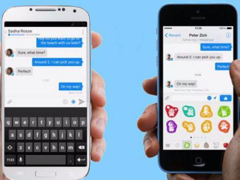 Truco para recuperar tus conversaciones de Facebook