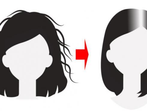 Trucos para  eliminar el terrible frizz de tu cabello