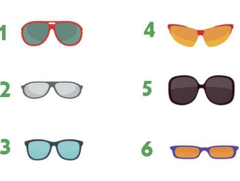 Tus lentes de sol revelan tu tipo de personalidad