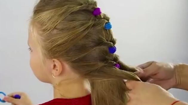 3 peinados para tus hijas que no te tomarán más de 1 minuto