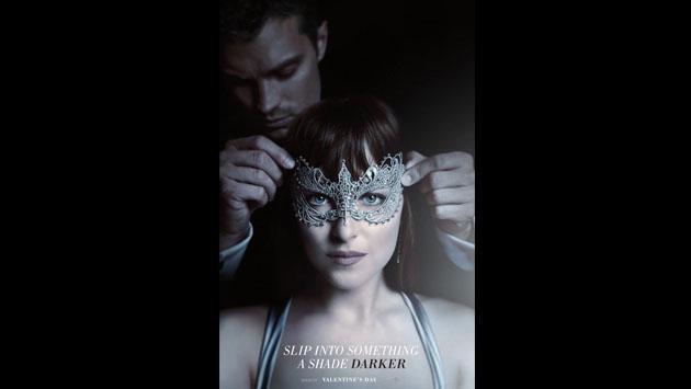 ¿'50 Sombras más oscuras' podrá ser vista solo por adultos en los cines?