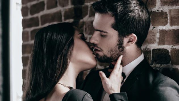 Resultado de imagen de besos entre la pareja