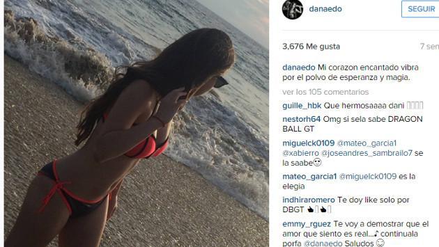 Actriz de 'Carita de Ángel' se luce en bikini a los 21 años