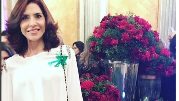 Actriz Lorena Meritano publicó impactante fotografía sobre su lucha contra el cáncer