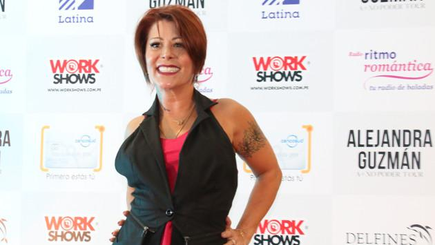 Alejandra Guzmán confesó que estuvo cerca de la muerte