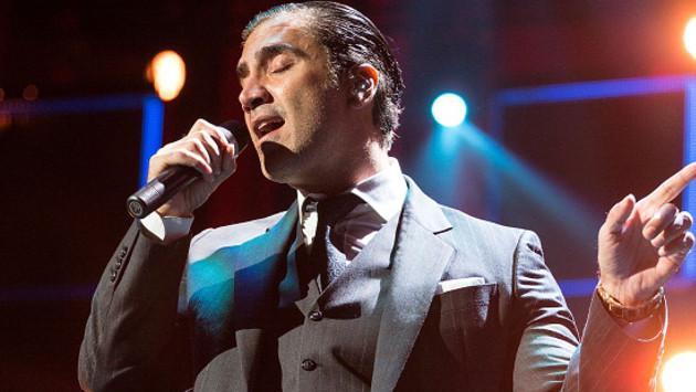 Alejandro Fernandez estrenó 'Quiero que vuelvas'
