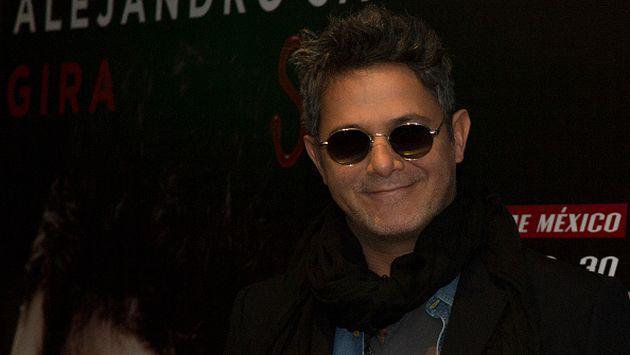 Conoce el precio de las entradas para los conciertos de Alejandro Sanz en Arequipa y Lima