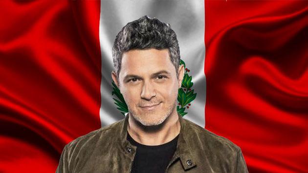 Alejandro Sanz dice ser peruano y que así lo descubrió