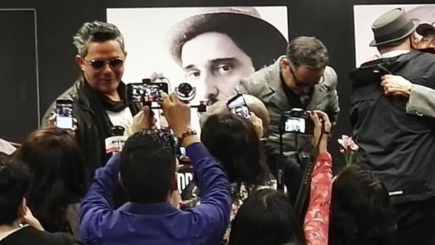 Alejandro Sanz: Mira las fotos de la conferencia de prensa del  'Festival All Access'