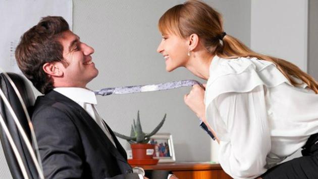 7 razones para no enamorarse en la oficina