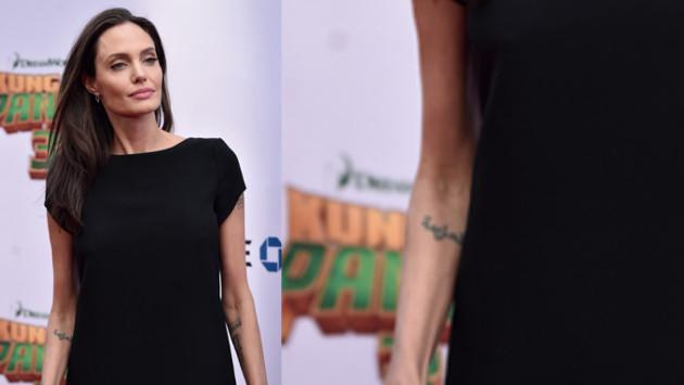 Angelina Jolie preocupa al mundo con extremada delgadez