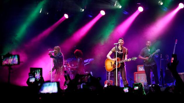 ¡Así fue el concierto de Daniel Lazo, Paty Cantú, Ha*Ash y Axel!
