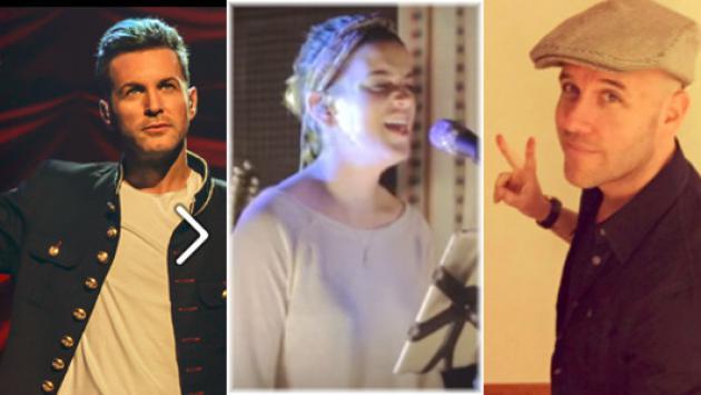 Axel felicitó a GianMarco por inculcar la música peruana en su hija