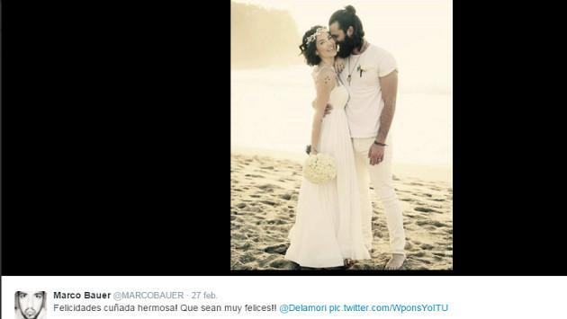 Bárbara Mori se casó con beisbolista 10 años menor