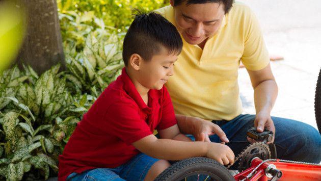 Buenos ejemplos que todos los padres deberían darle a sus hijos
