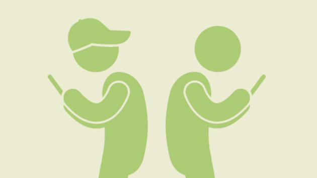 Cada vez más parejas se separan debido al 'phubbing'