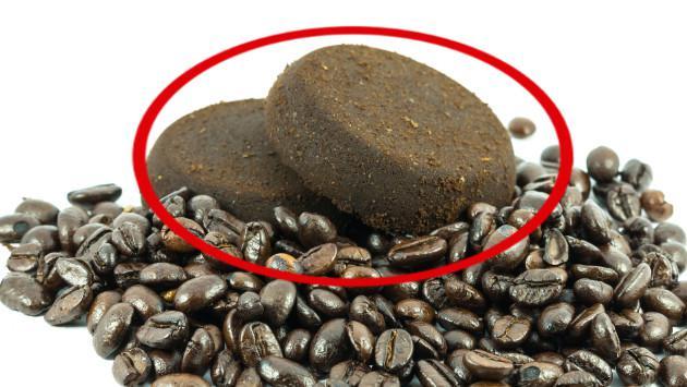 Café para eliminar los malos olores