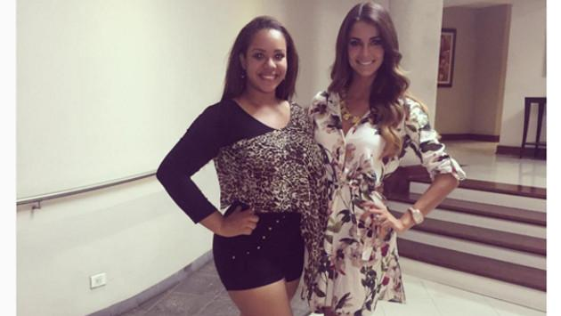 Candidata XL luce irreconocible a solo días del 'Miss Perú Universo 2016'