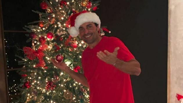Chayanne te mandó saludos por Navidad de esta forma