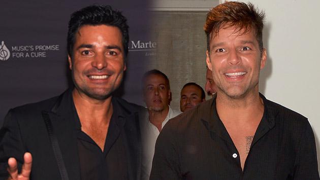 Chayanne y la lección de amor que rescata de Ricky Martin
