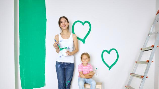 ¿Qué dice el color de tu casa sobre ti?