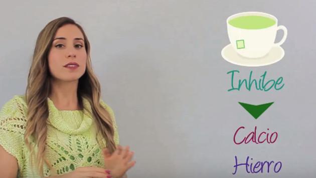 ¿Cómo tomar correctamente el té verde?