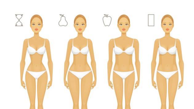 Cómo vestir según la forma de tu cuerpo