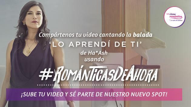 Concurso #RománticasDeAhora ¡Participa y gana!