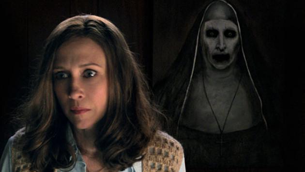 Conoce a la actriz que personifica a la monja de 'El conjuro 2'