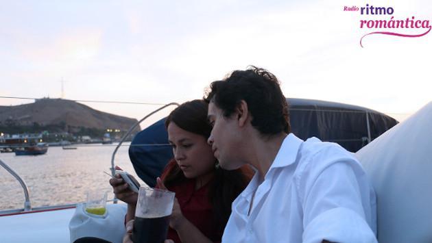 Conoce a la ganadora de la cena romántica a bordo de un catamarán