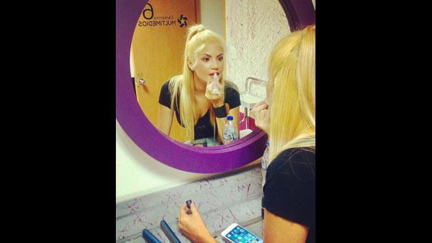 Shakibecca, la doble de Shakira que sorprende por su parecido
