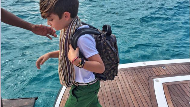 Conoce al niño más fashion de las redes sociales