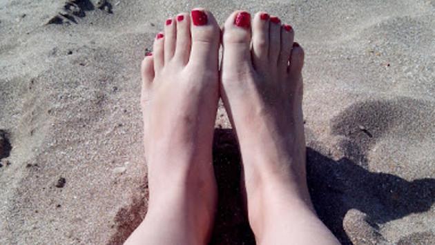 5 consejos para mantener tus pies sanos