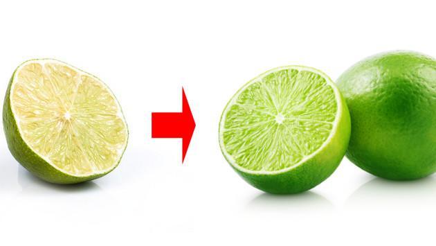 Convierte un limón seco en jugoso en un solo paso
