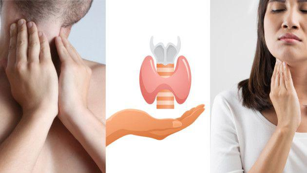 ¿Qué es la tiroides y cuáles son sus síntomas?