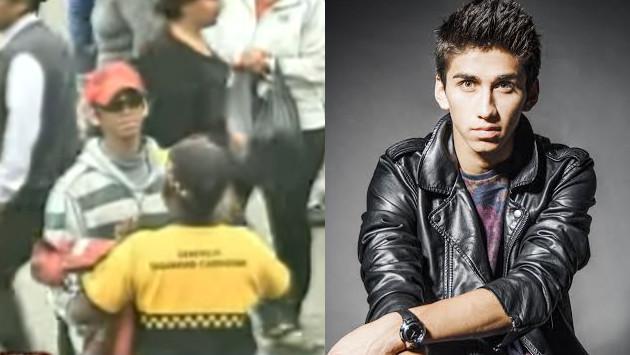 Daniel Lazo se disfrazó de invidente para conocer la realidad de los ciegos en el Perú