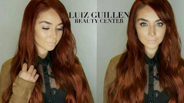 Daniela Luján se sometió a radical cambio de look