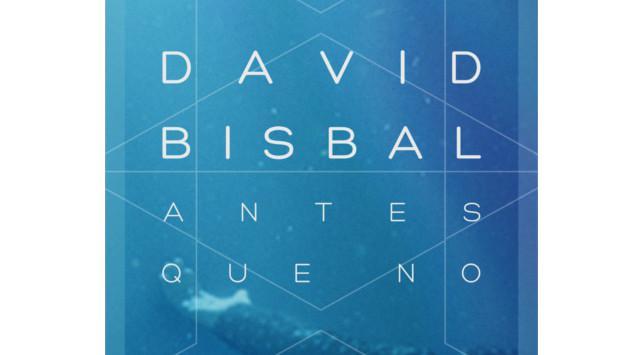 David Bisbal estrenó  'Antes que no'