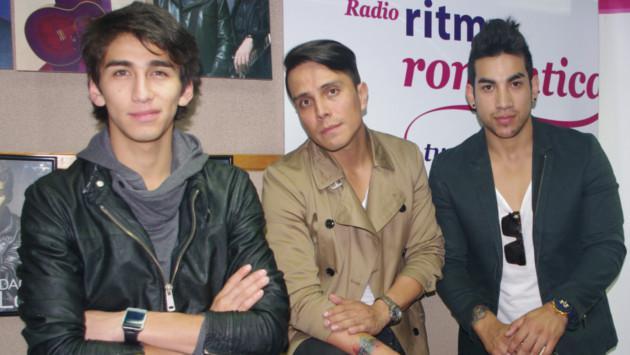 Daniel Lazo e Idéntico estarán HOY en el Karaoke Romántico por San Valentín en Plaza Norte