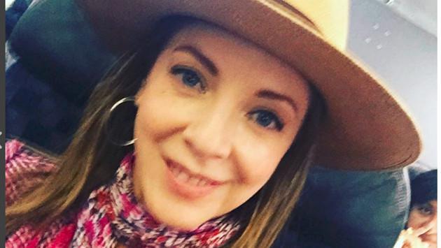 Edith González enfrenta el cáncer con nuevo look