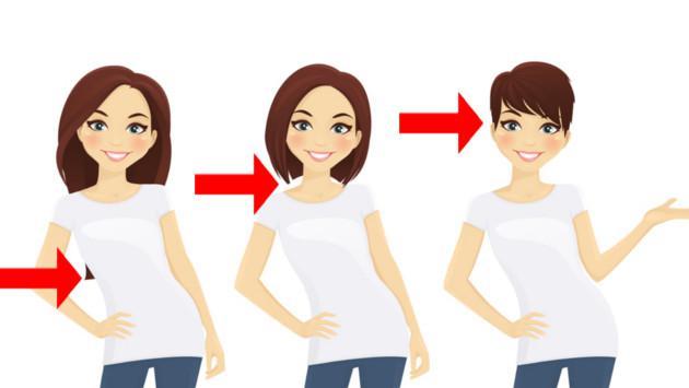 El largo de tu cabello revela tu personalidad