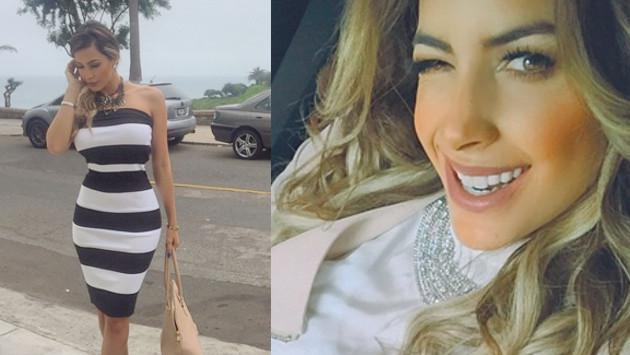 Milett Figueroa confirma participación en 'Miss Perú Universo 2016' y revela secreto de su pequeña cintura