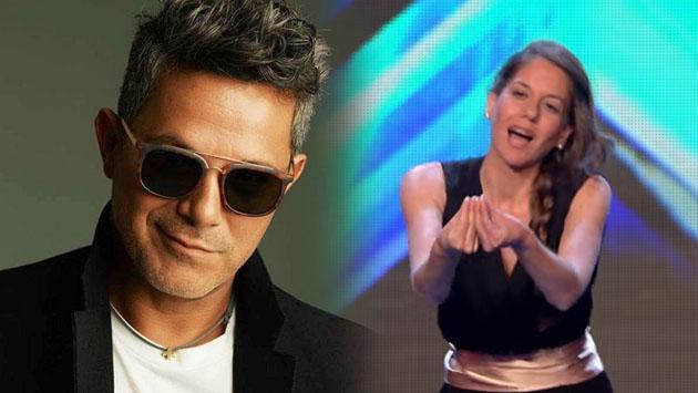 Ella conmovió a 'Got Talent España' y Alejandro Sanz la recompensó de esta forma [VIDEO]