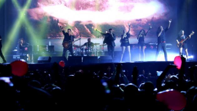 Emociónate nuevamente con lo mejor del concierto de Alejandro Sanz en Lima