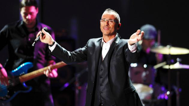 Israel se rinde ante Eros Ramazzotti en concierto