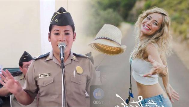 Escucha 'Qué bonito', de Vicky Corbacho, interpretado por una policía peruana [VIDEO]