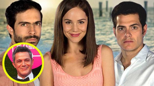 Esta es la nueva telenovela que contará con música de Alejandro Sanz