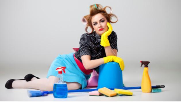 Estudio revela que realizar los quehaceres del hogar puede ser malo para la salud